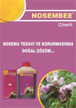 NOSEMBEE PLUS 1000ml ÇÖZELTİ